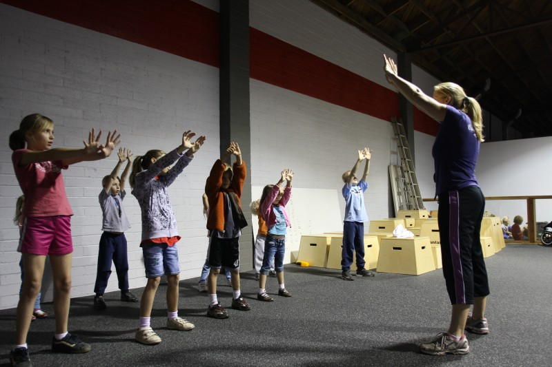 CrossFit Invictus Kids meet every Tuesday and Thursday at 5:00 p.m.  Bring the kids for great instruction and lots of fun with Coach Tabitha Stine.