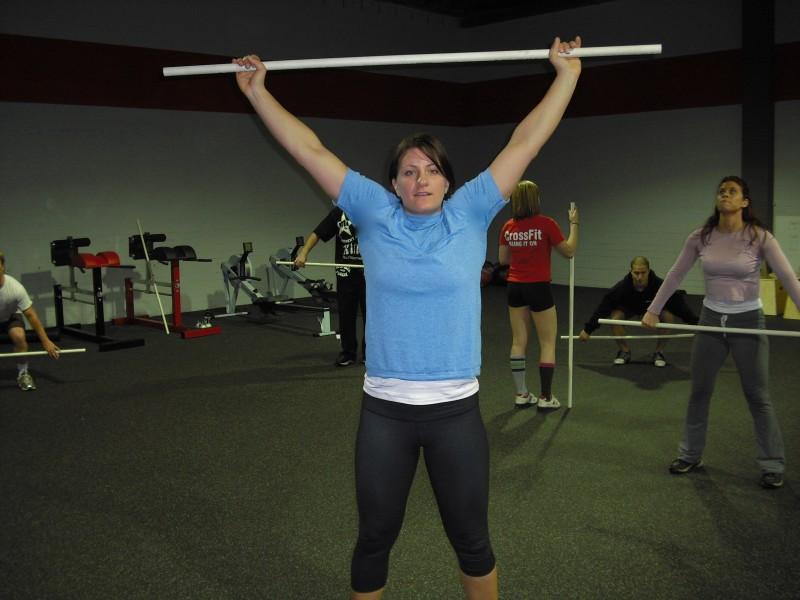Susannah Active Shoulders