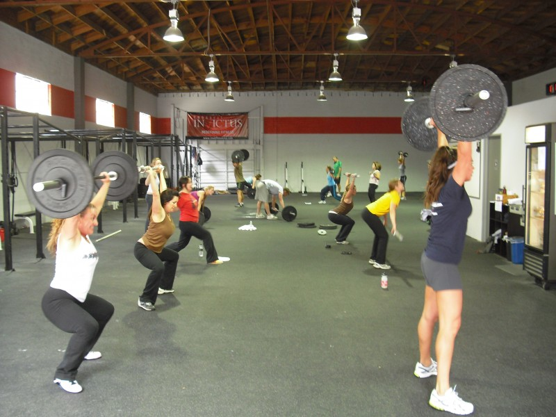 CrossFit Invictus 9:30 a.m. Crew