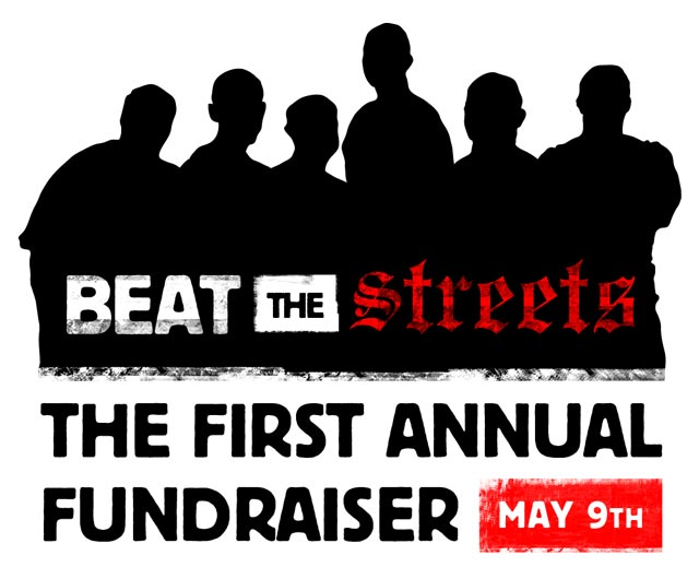 CrossFit Invictus is proud to host the First Annual Beat the Streets Fundraiser this Saturday, May 9th.