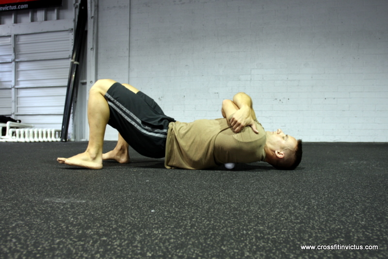 Thoracic Spine Mobilization 2 at CrossFit Invictus San Diego