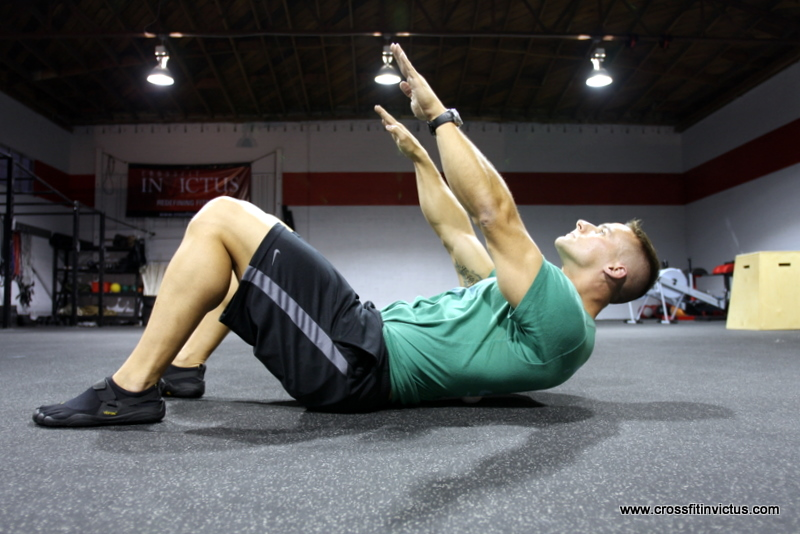 Thoracic Spine Mobilization 4 at CrossFit Invictus San Diego