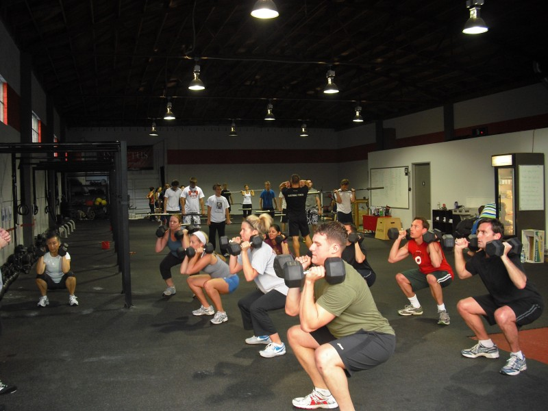f415f46bf7ed CrossFit Invictus San Diego at 630. How Olympic Lifting ...