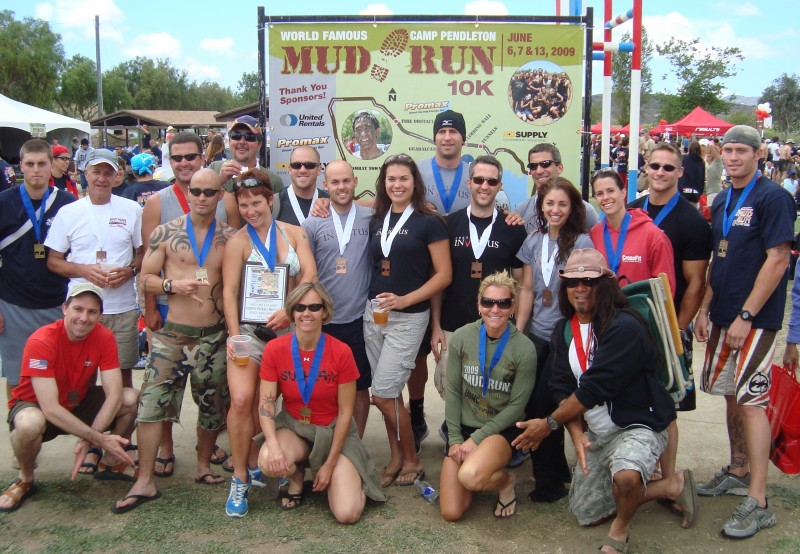 "And check out the number of medals obtained by CrossFit affiliates this weekend. Greg Amundson ran his team to a medal in the law enforcement category, and Team CrossFit took honors in both the team and individual ""boots and utes"" categories. Not bad for a group of athletes that hate to run."