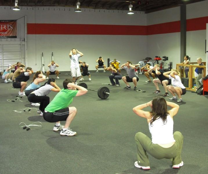 CrossFit Invictus San Diego at 5:30