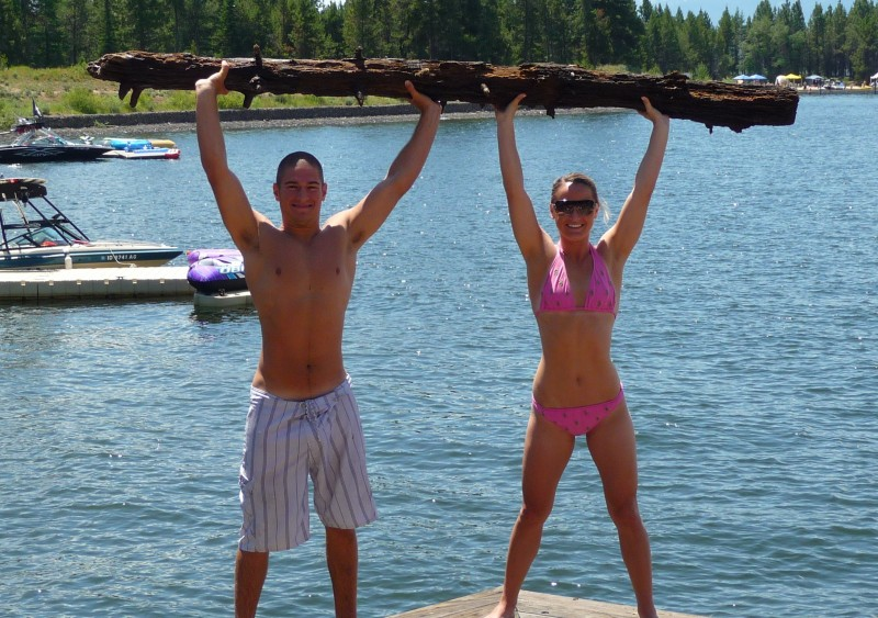 Cody and Katie Mac going strong while on vacation