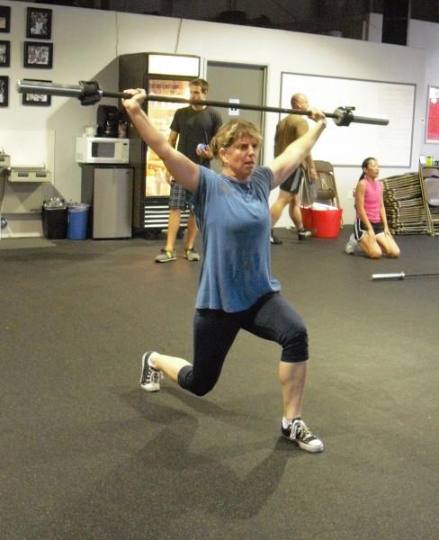 Cynthia CrossFit Invictus San Diego