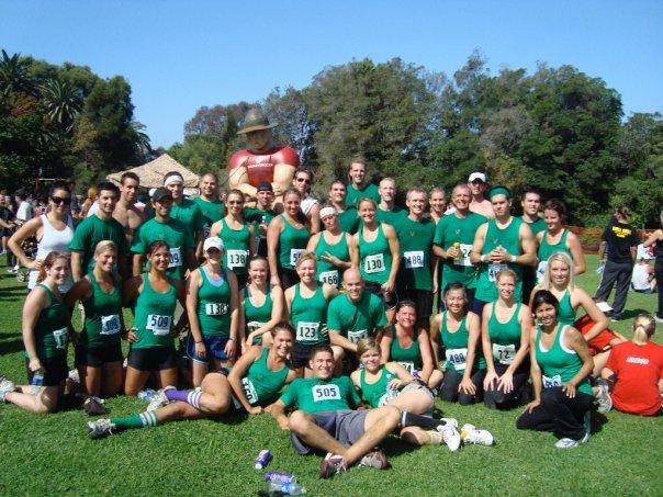 Invictus at MCRD Boot Camp Challenge