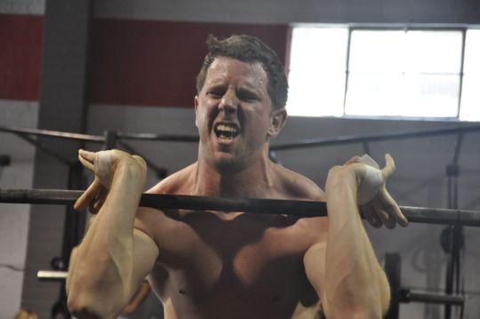 Ben of CrossFit Invictus San Diego