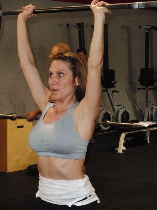 Trinette of CrossFit Invictus San Diego