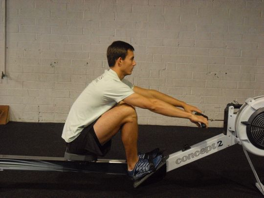 Row Sprint 1 by Invictus Fitness