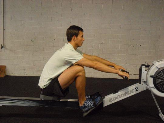 Row Sprint 1 by Invictus Fitness