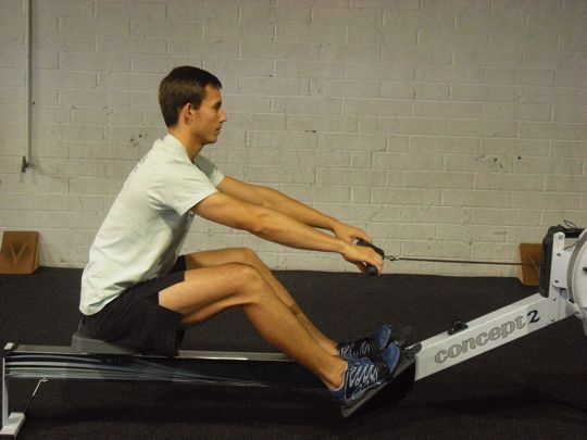 Row Sprint 3 by Invictus Fitness
