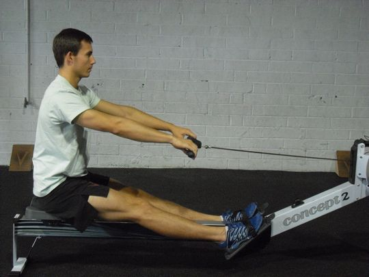 Row Sprint 4 by Invictus Fitness