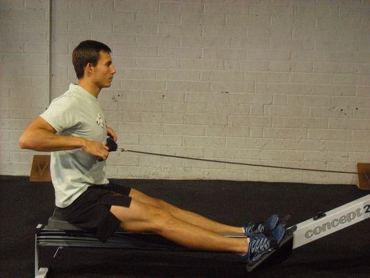 Row Sprint 5 by Invictus Fitness