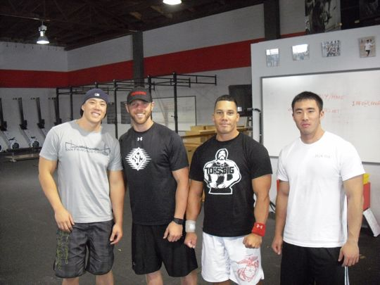 Invictus Fitness Team Biceps with Dave Lipson