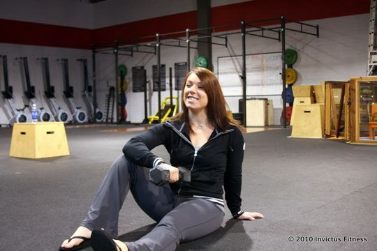 External Rotation by Invictus Fitness
