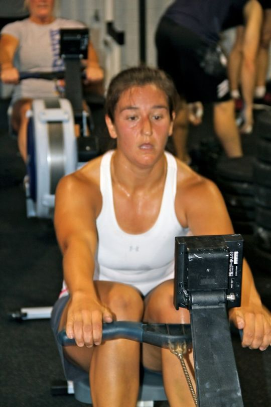 Kimmie Mac of Invictus Fitness