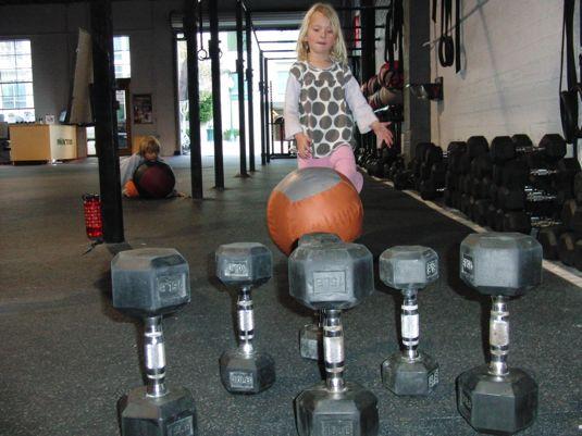 Invictus Fitness Kids Program - Sienna