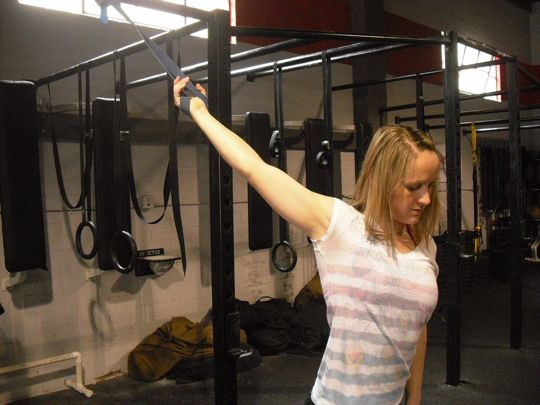 Shoulder Mobility 1 by CrossFit Invictus
