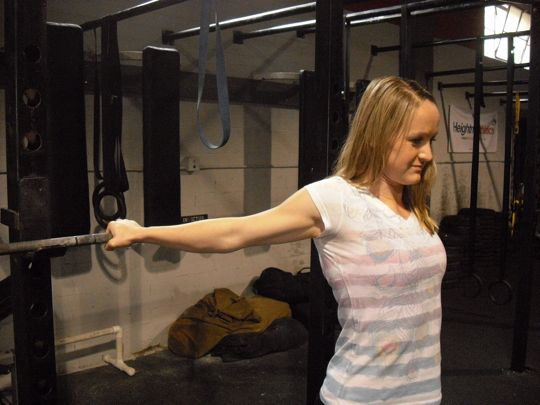 Shoulder Mobility 2 by CrossFit Invictus