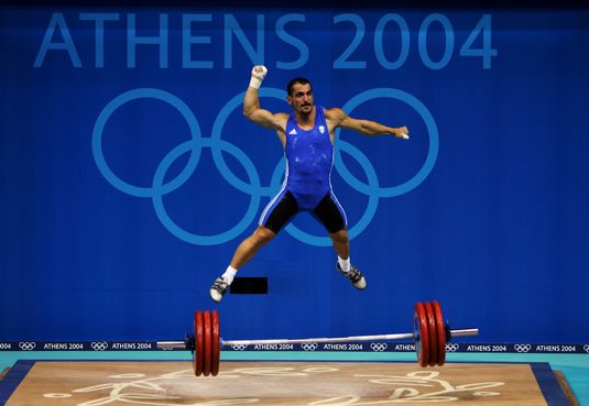 the olympic weightlifting competition British weightlifting's club finder to find out where you can get started, while membership to the organisation gives you access to detailing training plans, entrance to official competitions.