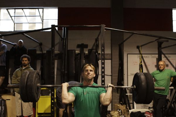 POS of CrossFit Invictus