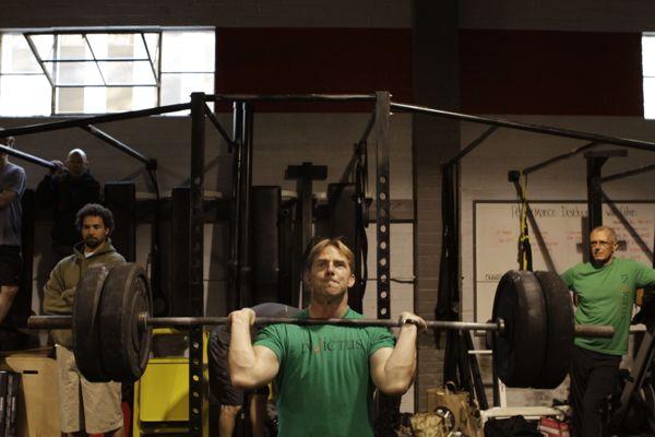 POS of CrossFit Invictus