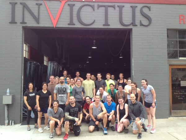 830 Bring a Friend Saturday at CrossFit Invictus