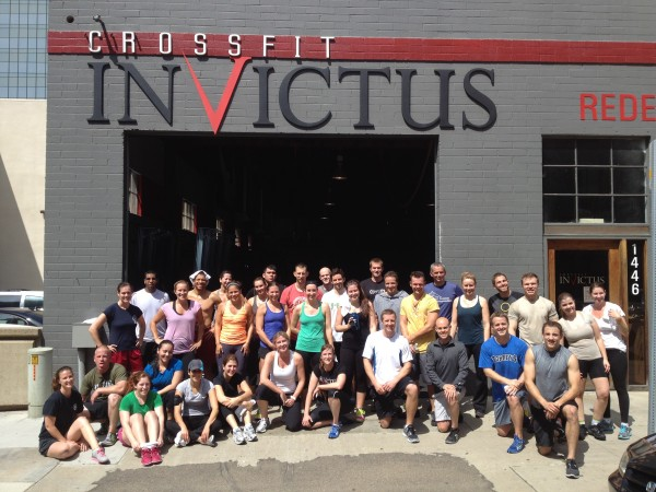 1000 Bring a Friend Saturday at CrossFit Invictus