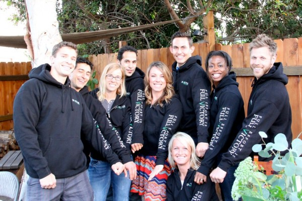 CrossFit Invictus Team for 2012 CrossFit Games Regionals