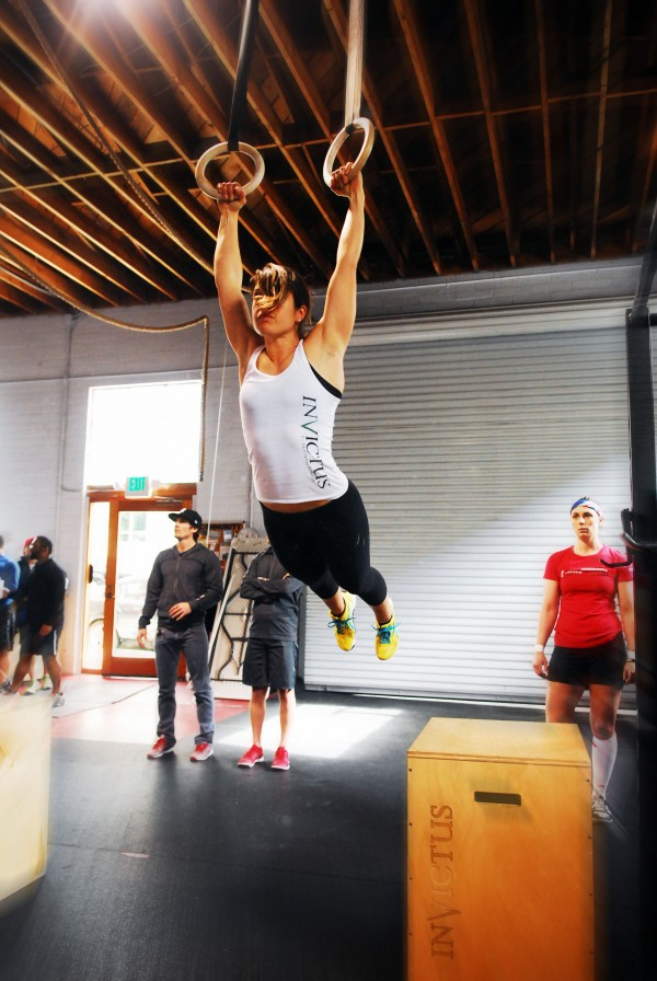 Invictus MuscleUp