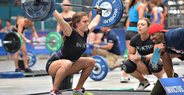 how to train for crossfit games
