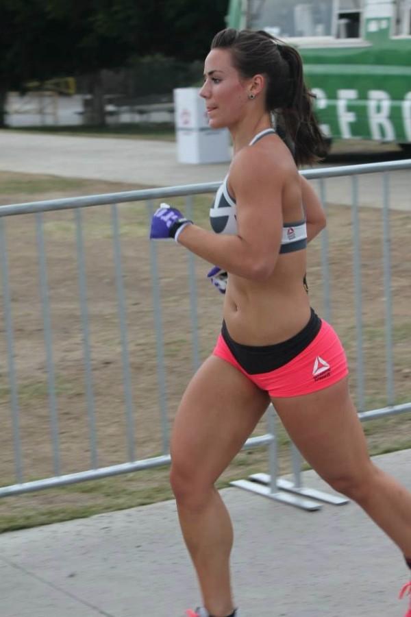 Camille Running