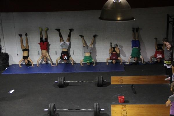 Invictus Athletes Camp 2012