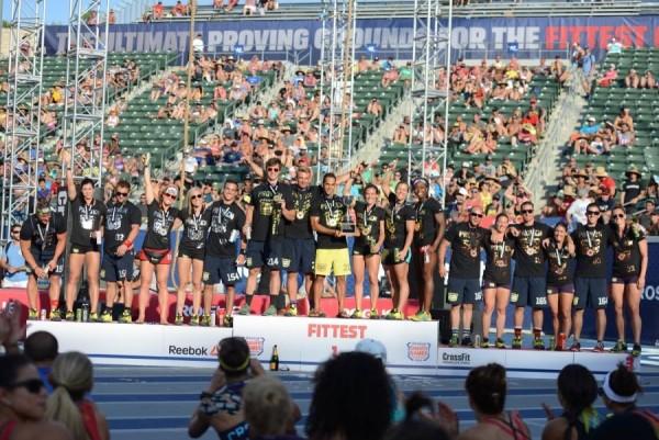 Team Invictus Games Champions