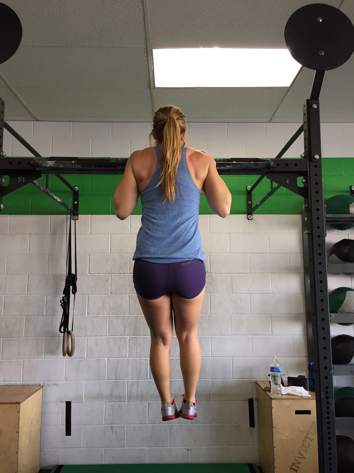 Can Kids Do Weighted Pull Ups