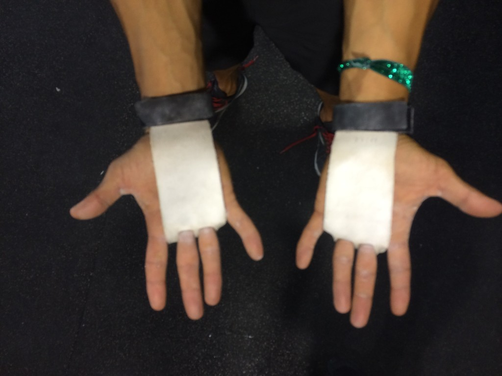 How to Care for Your Hands by Coach Nuno Costa at CrossFit Invictus San Diego