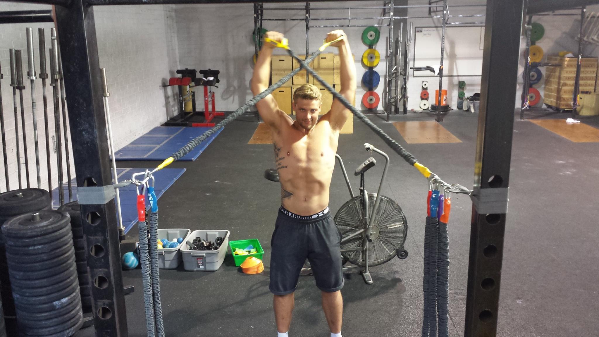 Crossover Symmetry Drills - Invictus Fitness