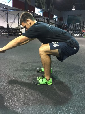 Bad Ankle Mobility