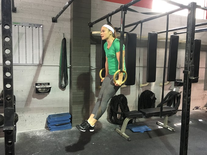 Strict Muscle-Up Progression: Ring Hold