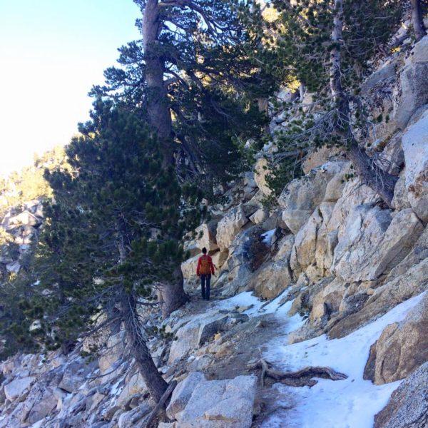 xtina hiking