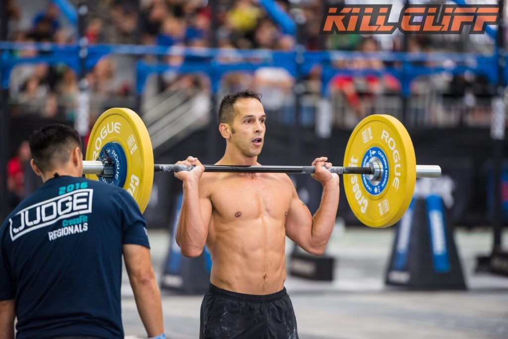 Nuno Costa at the 2016 California Regional