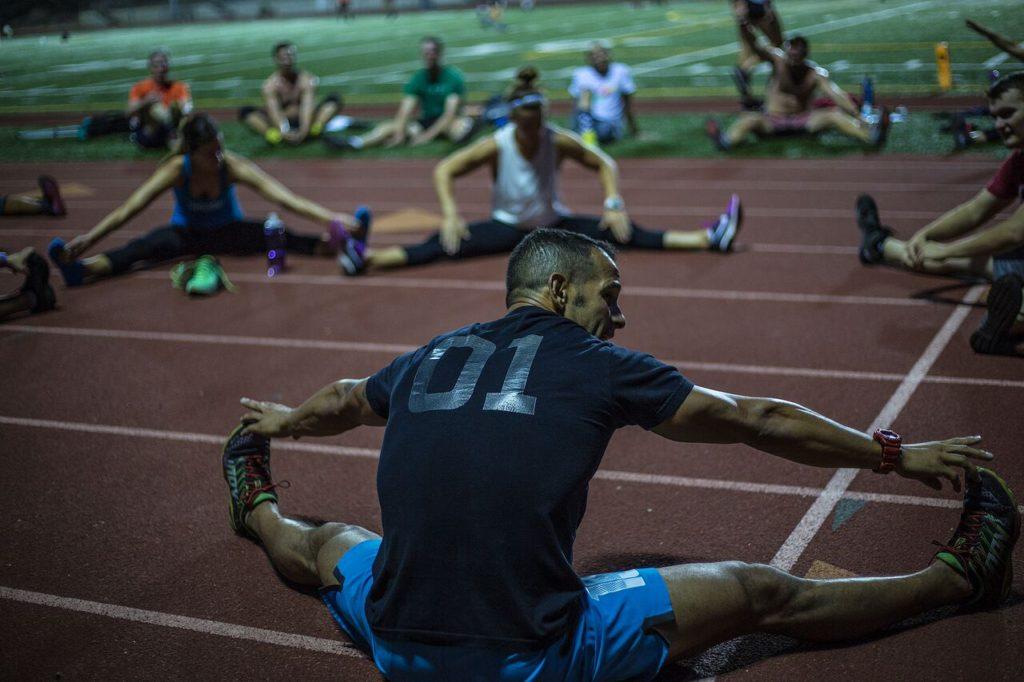 Track Nights with Coach Nuno Costa