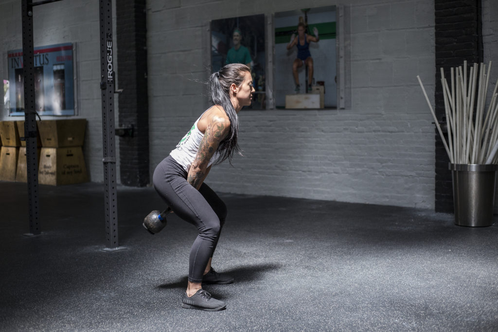 The Kettlebell Swing Isn\'t a Low Back Exercise - Invictus Fitness