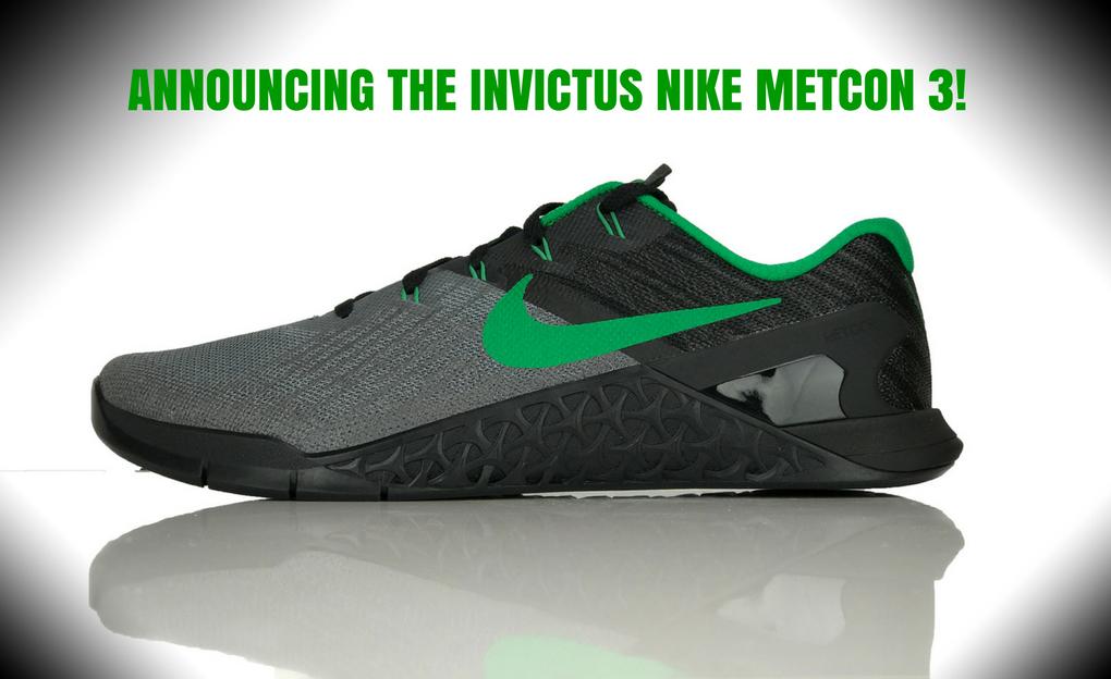 Invictus Nike Metcon 3