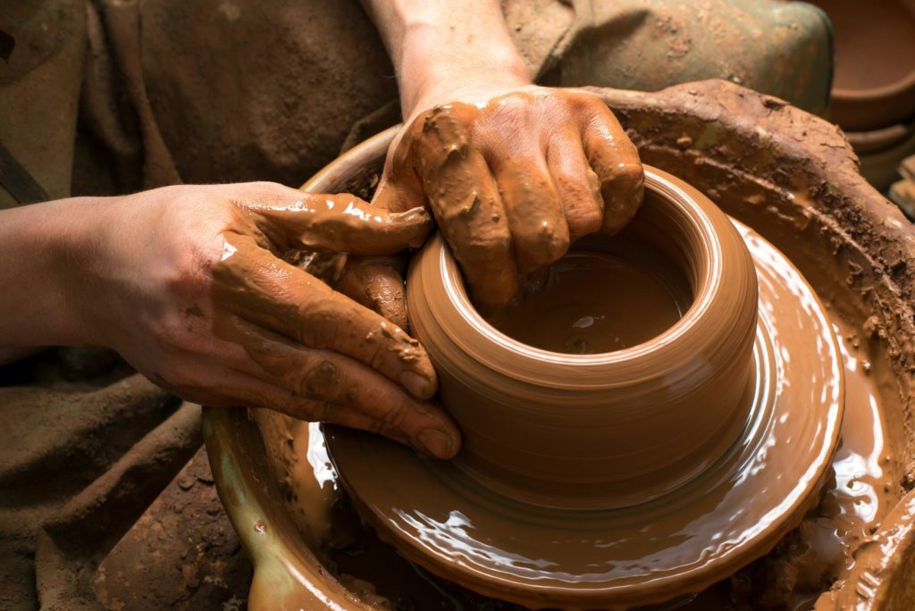 Make Your Passion throughout Pottery