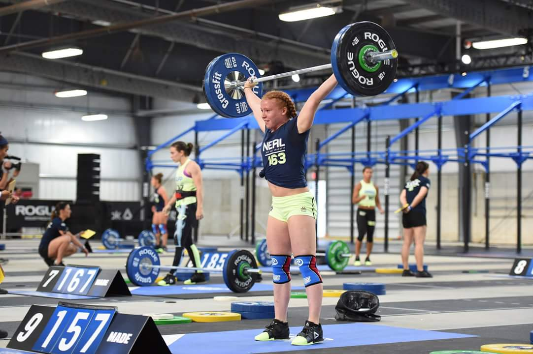 Day two of invictus at the crossfit games
