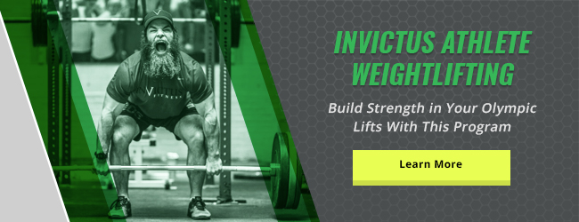 learn more about the Invictus Weightlifting Program