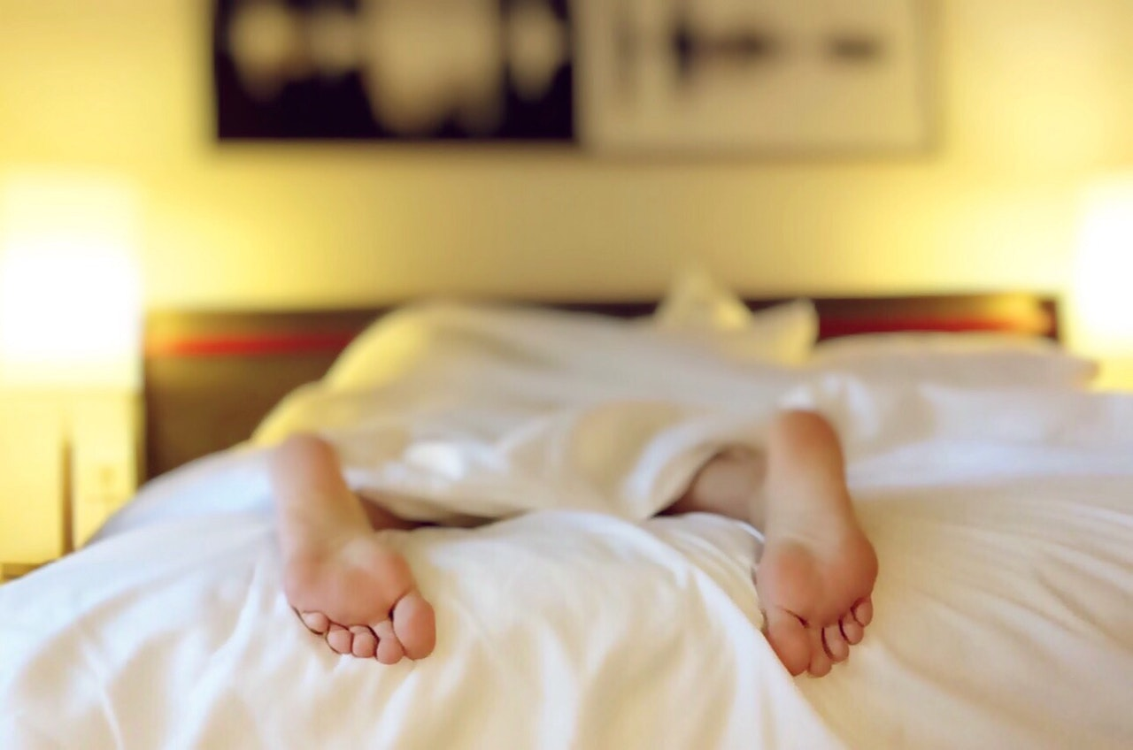 Is Your Sleeping Position Contributing to Your Pain?